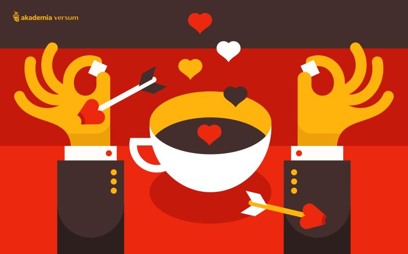 wow - rozkochaj gości w kawie